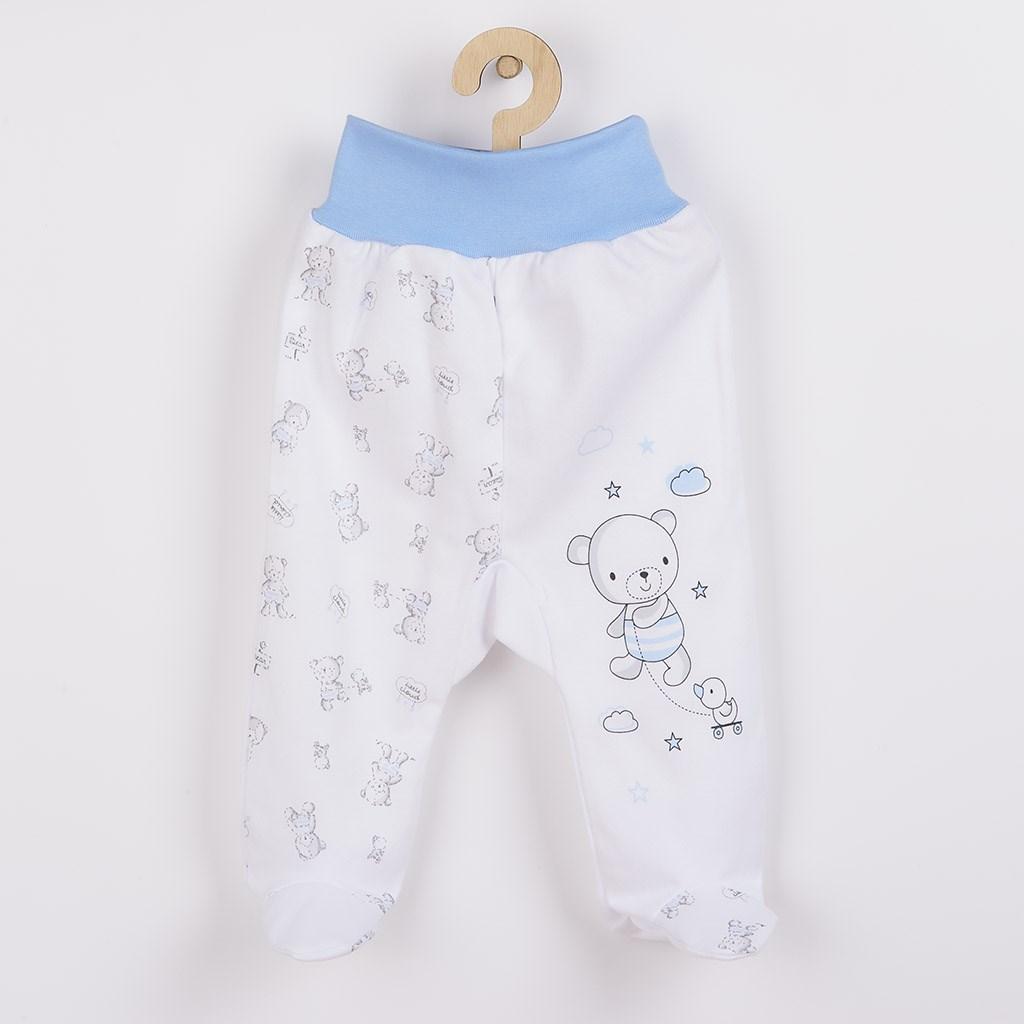 Kojenecké polodupačky New Baby Bears modré, Velikost: 68 (4-6m)