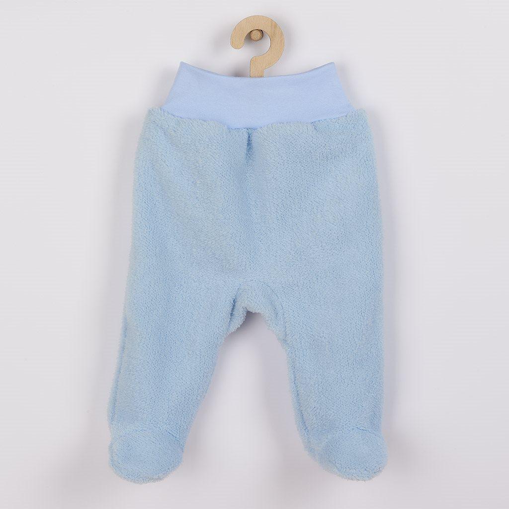 Zimní polodupačky New Baby Nice Bear modré, Velikost: 68 (4-6m)