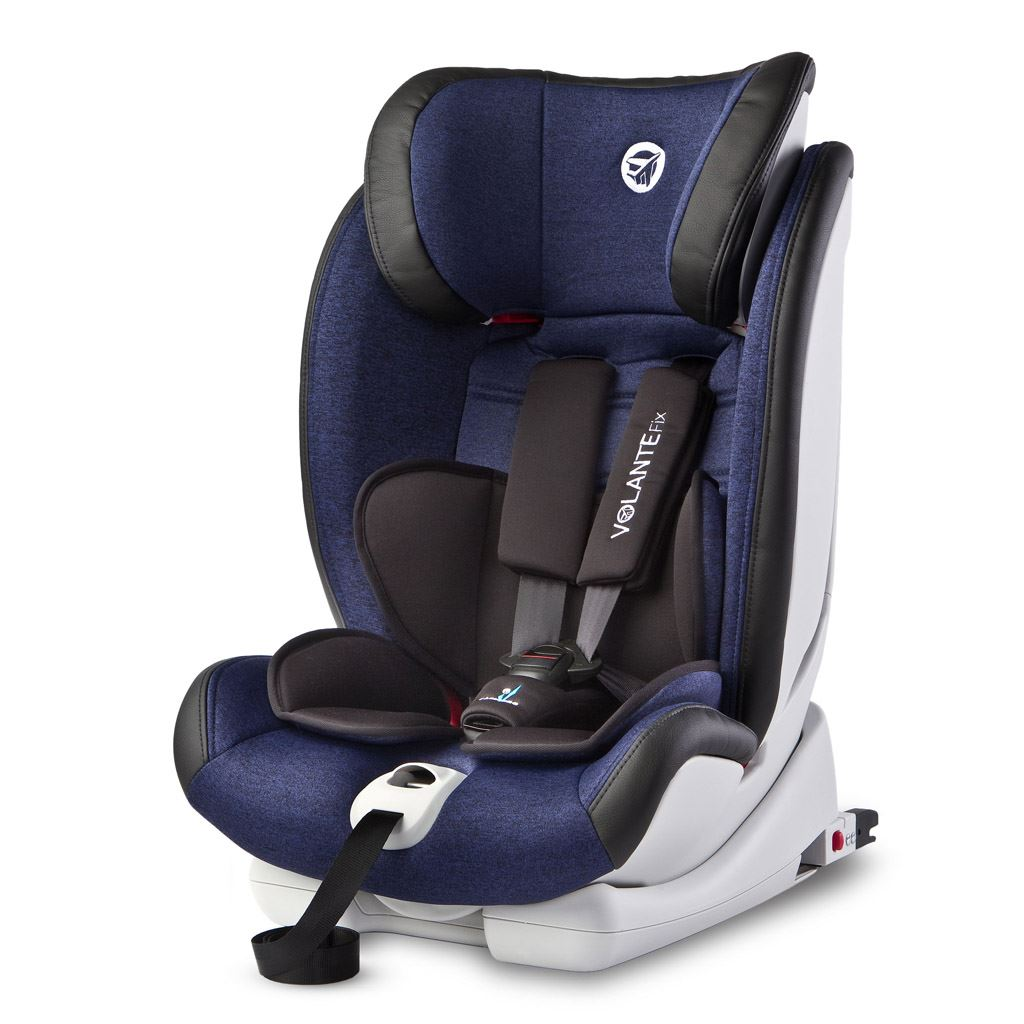 Autosedačka CARETERO Volante Fix Limited navy 2018
