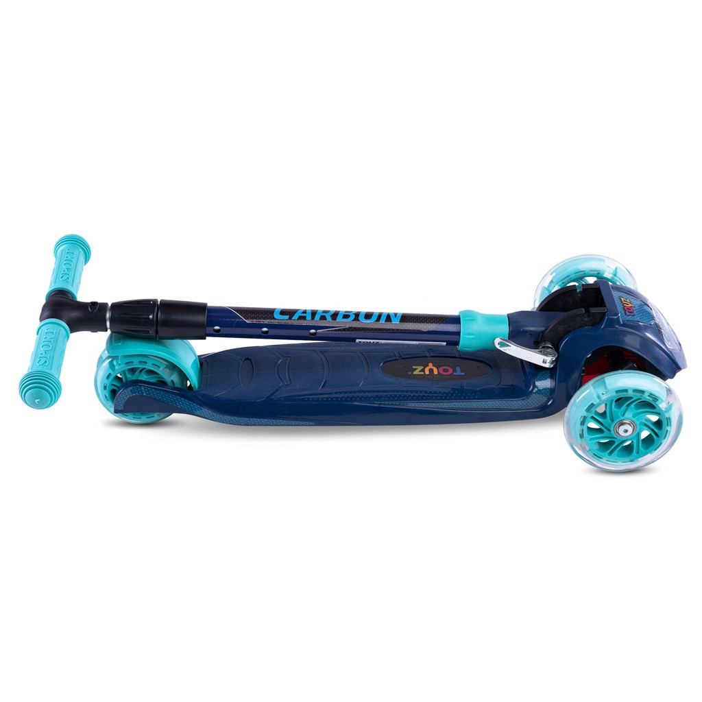 Dětská koloběžka Toyz Carbon navy