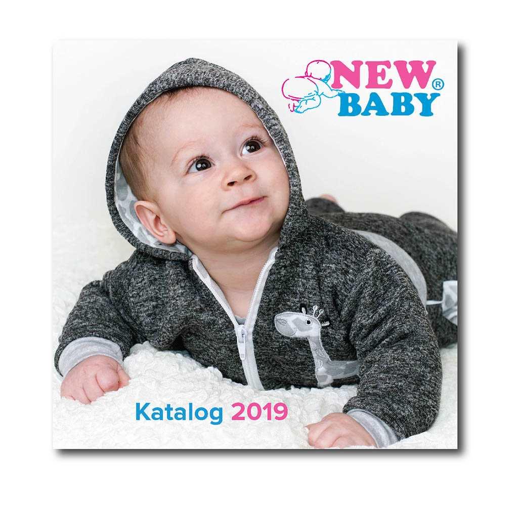 Propagační materiály New Baby - katalog 2019 balení-10 ks
