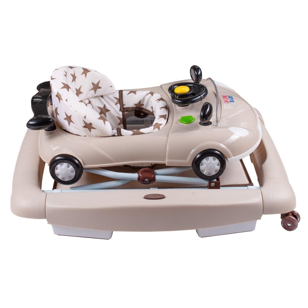 Dětské chodítko s houpačkou New Baby Little Racing Car