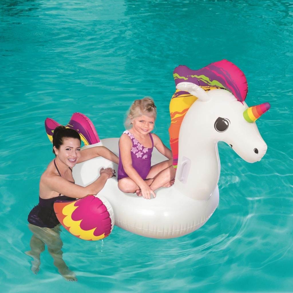 Dětské nafukovací křesílko Bestway unicorn