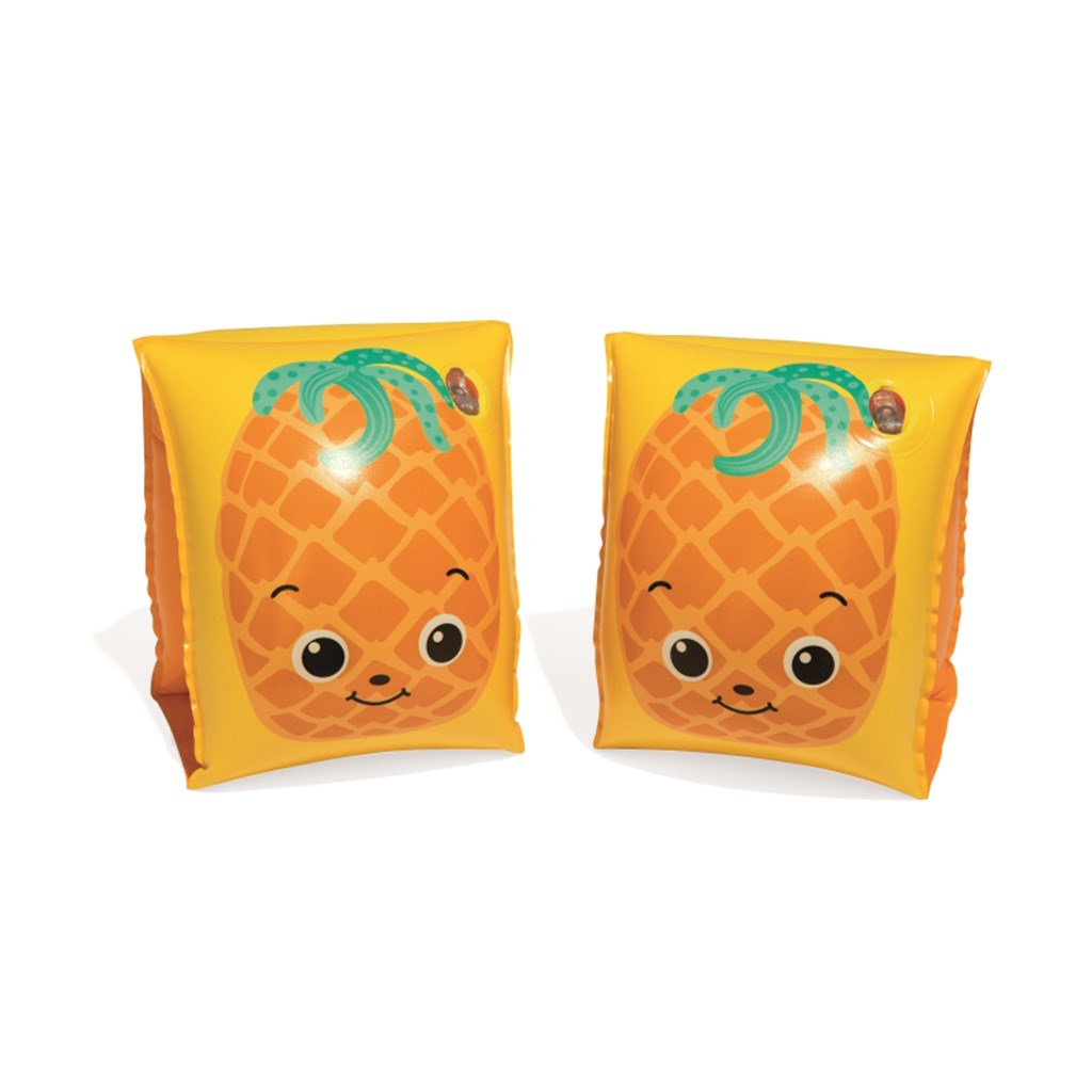 Dětské nafukovací rukávky Bestway fruit yellow