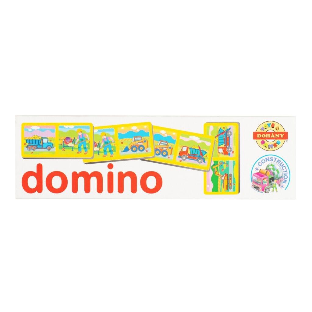 Dětské domino Stavba