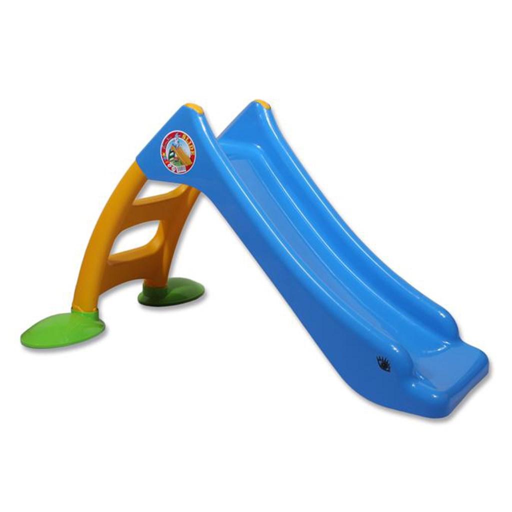 Dětská skluzavka -modrá