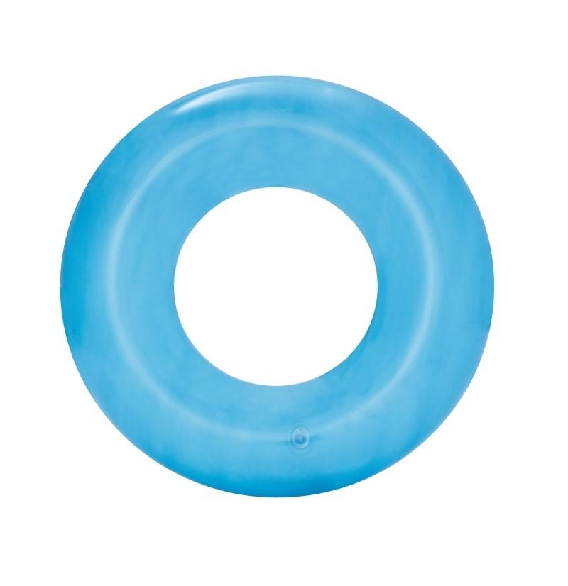 Dětský nafukovací kruh Bestway modrý