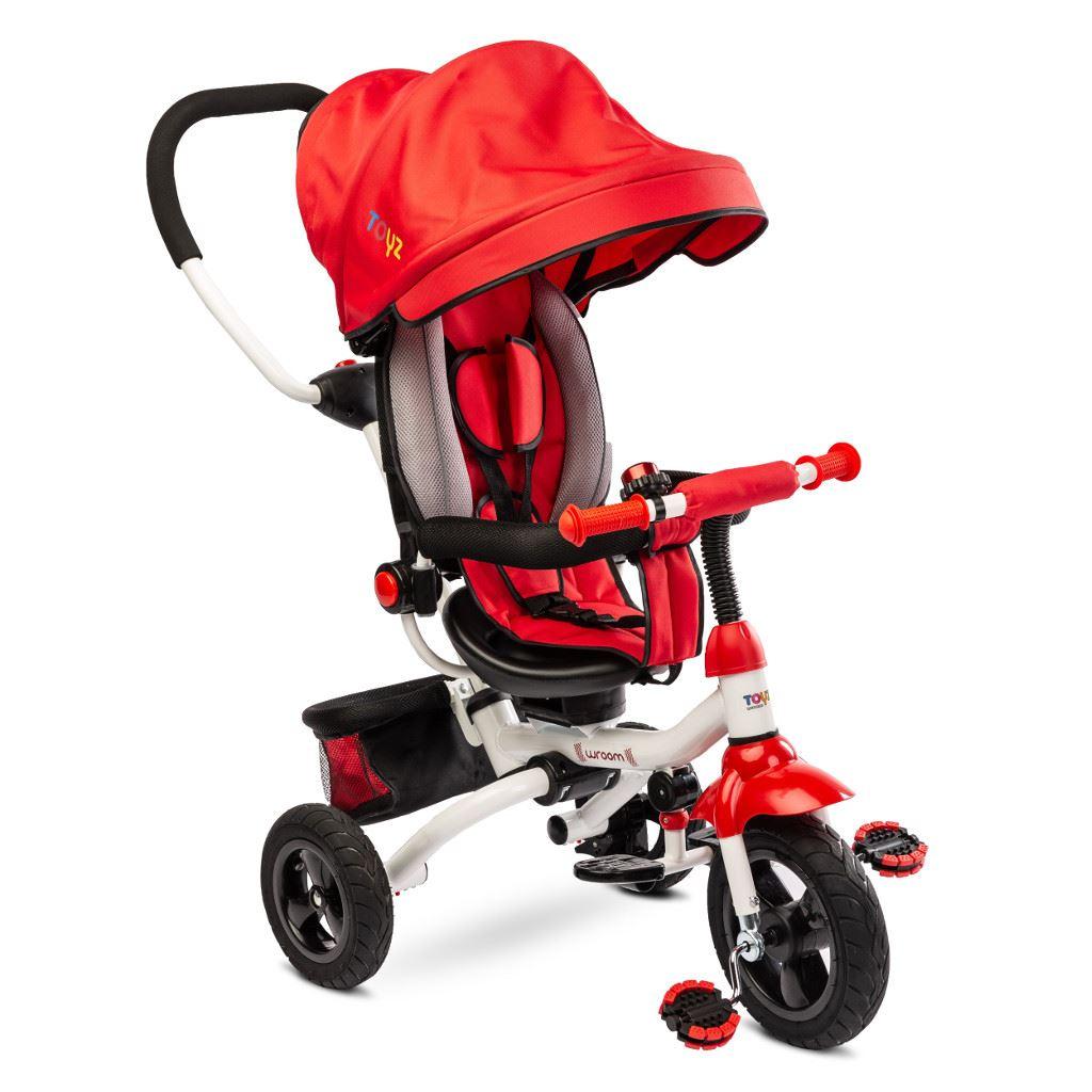 Dětská tříkolka Toyz WROOM red 2019