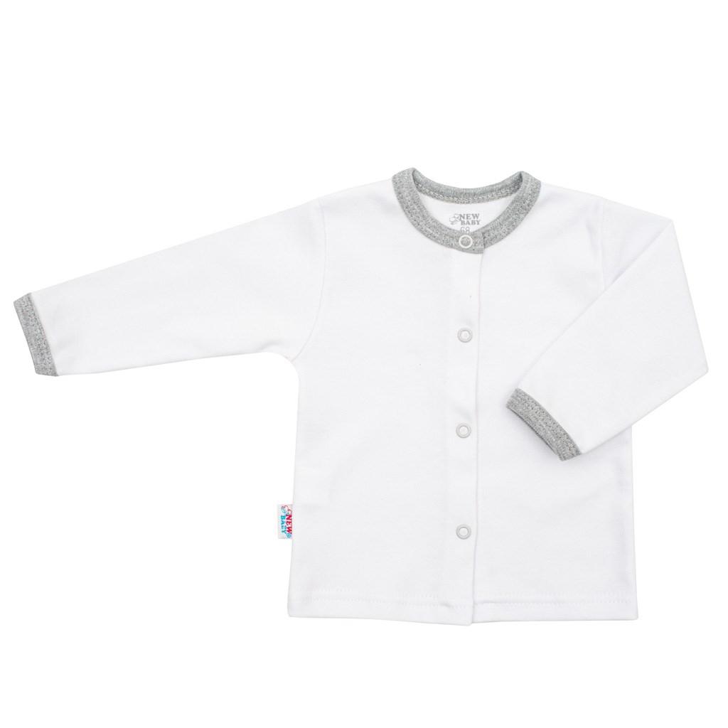 Kojenecký bavlněný kabátek New Baby Zebra exclusive vel. 62 (3-6m)