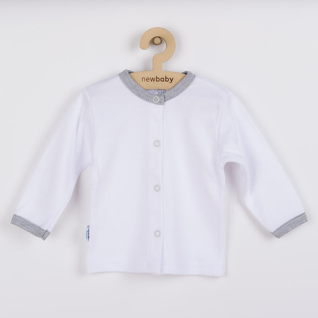 Kojenecký bavlněný kabátek New Baby Zebra exclusive, 68 (4-6m)