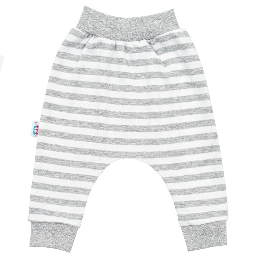 2-dílná kojenecká souprava New Baby Zebra exclusive, 74 (6-9m)