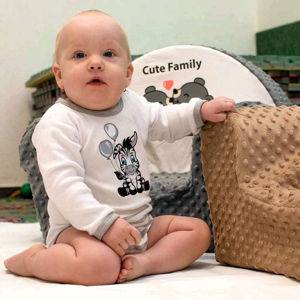 2-dílná kojenecká souprava New Baby Zebra exclusive vel. 80 (9-12m)