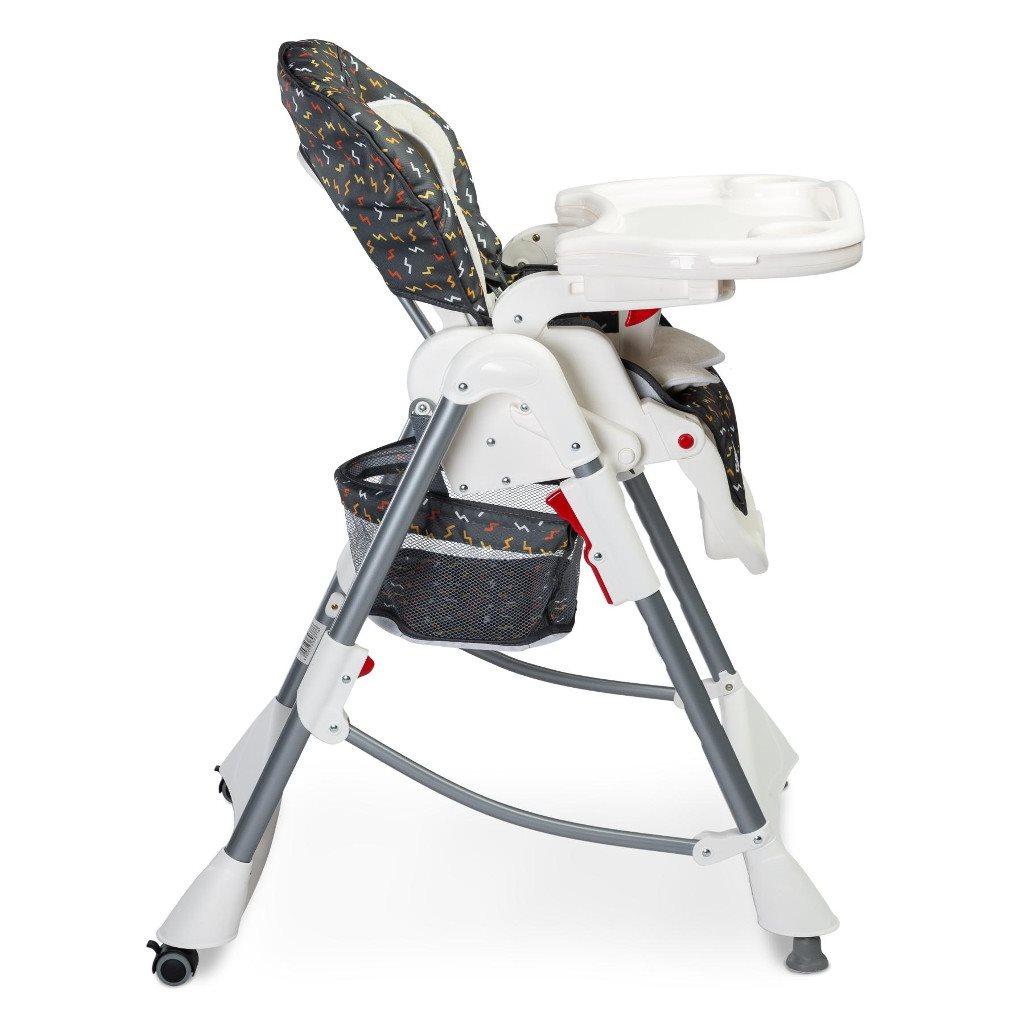 Židlička CARETERO Bistro 2019 graphite