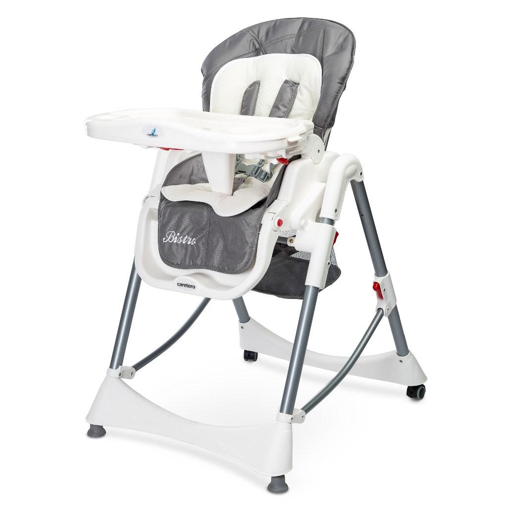 Židlička CARETERO Bistro 2019 grey