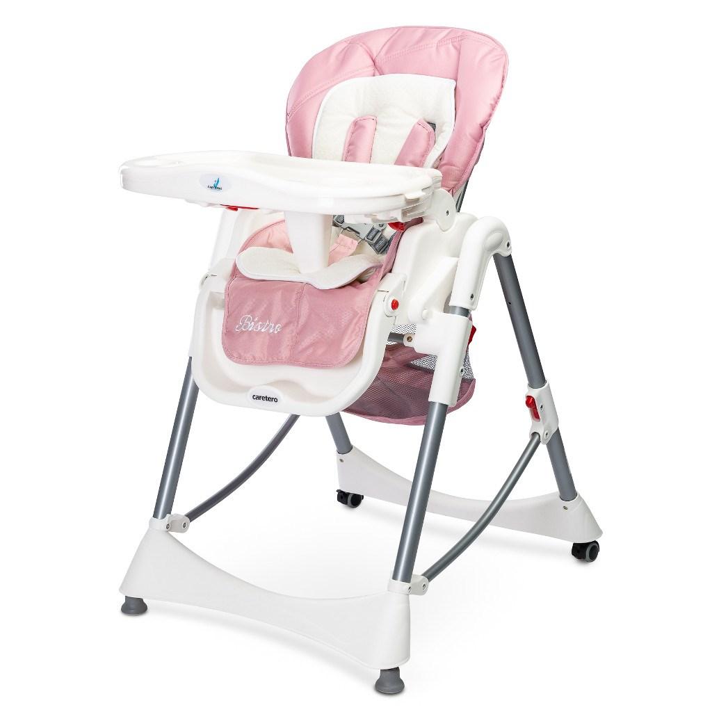 Židlička CARETERO Bistro 2019 rose