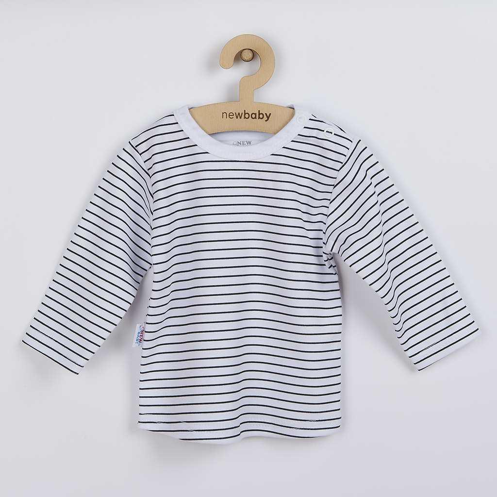 NEW BABY 2-dílná kojenecká souprava New Baby For Babies modrá