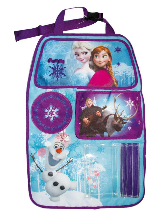 Kapsář do auta Disney Frozen 40x60 cm (poškozený obal)