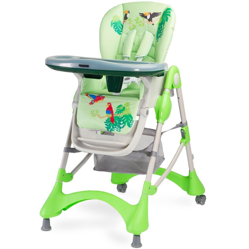 Židlička CARETERO Magnus New green (poškozený obal)