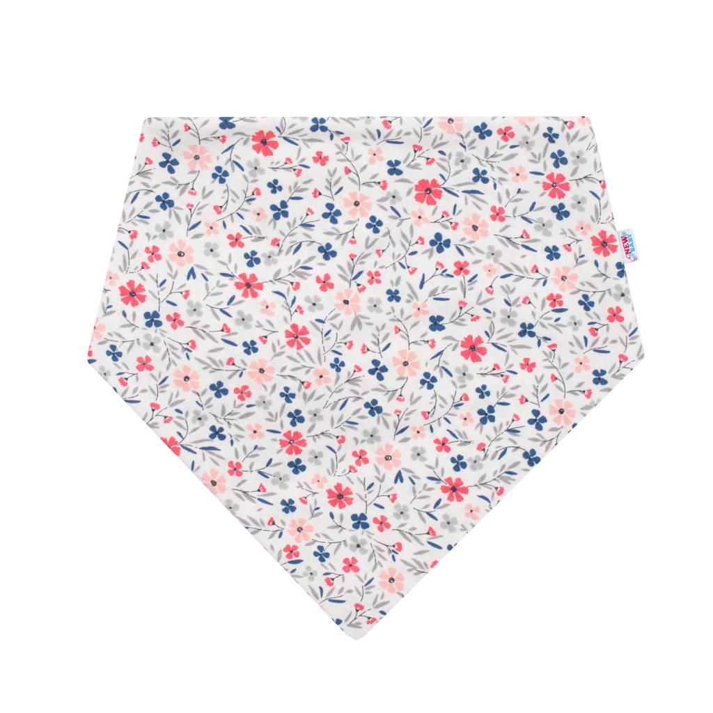 Kojenecký šátek na krk New Baby For Girls, Univerzální