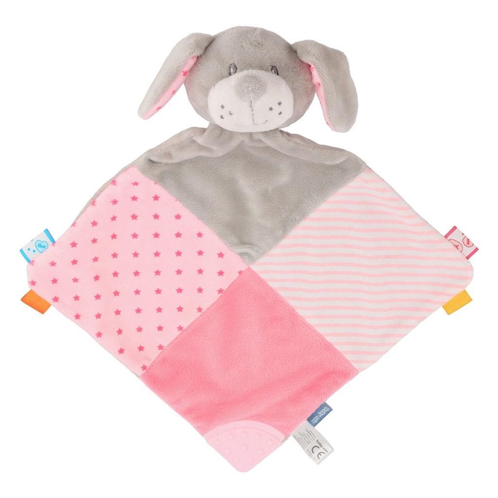 Usínáček Pes Baby Mix růžový