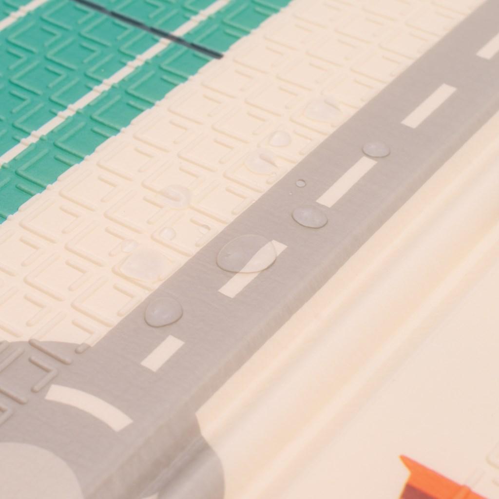 Multifunkční skládací hrací podložka PlayTo Město