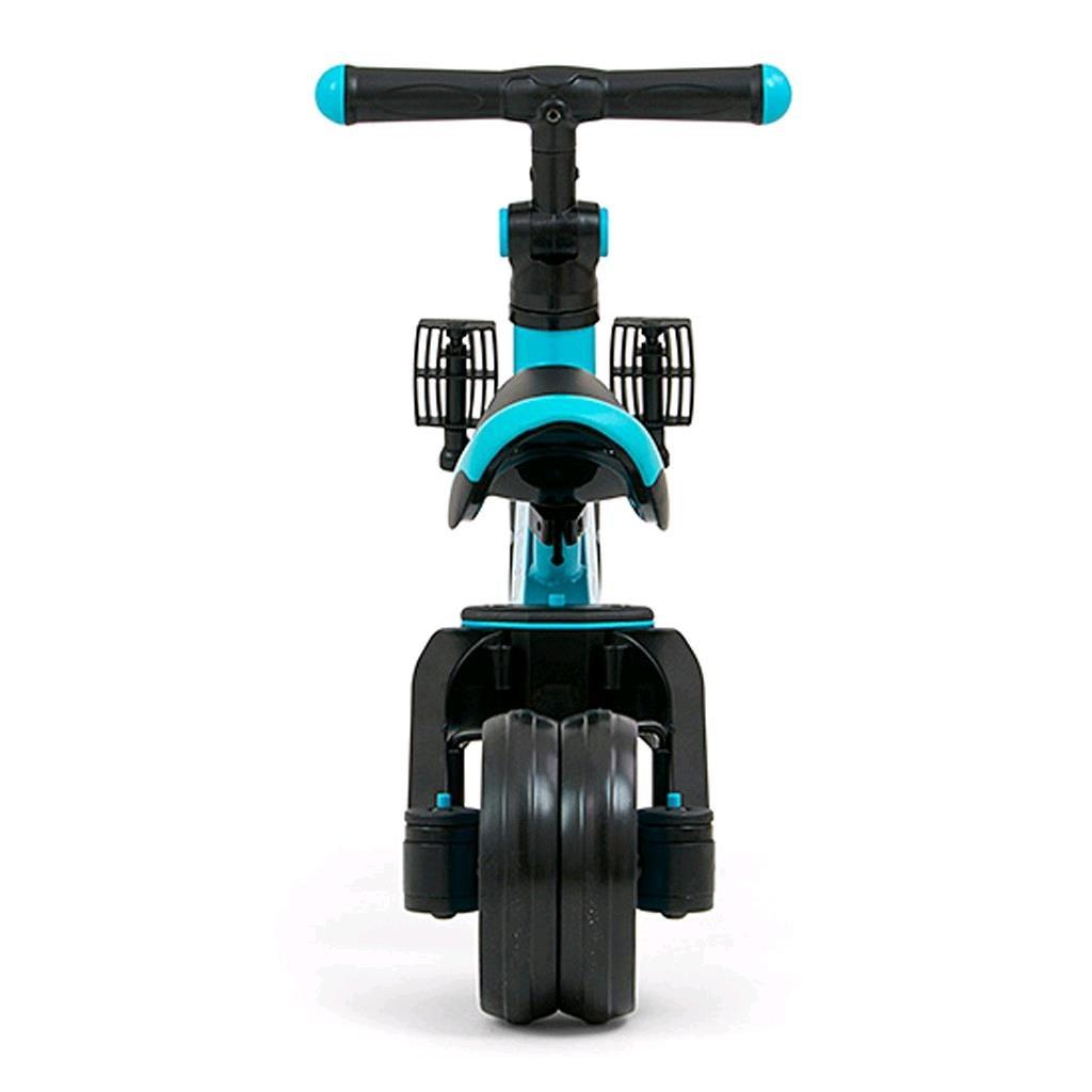Dětská tříkolka 3v1 Milly Mally Optimus mint
