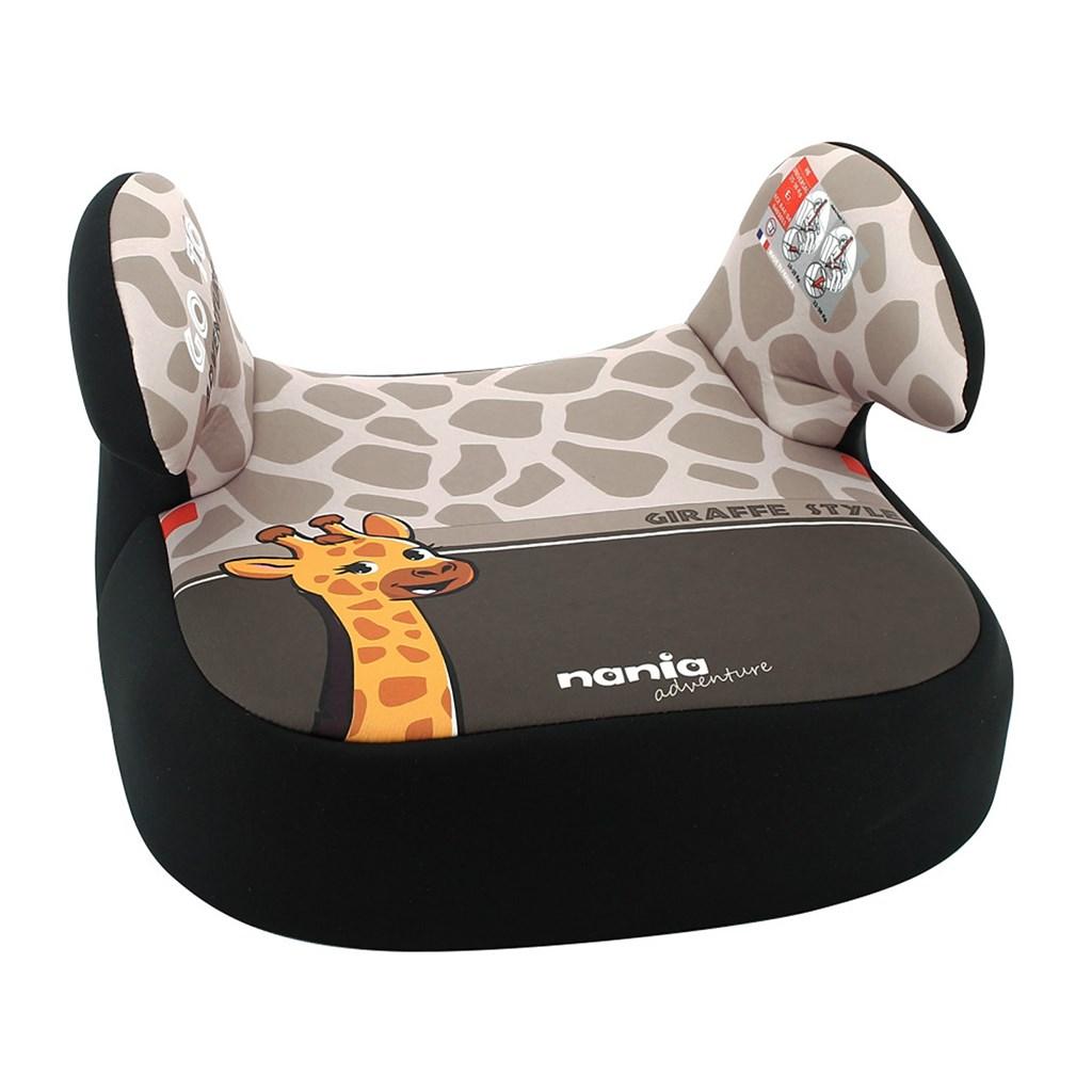 Autosedačka-podsedák Nania Dream Girafe 2020
