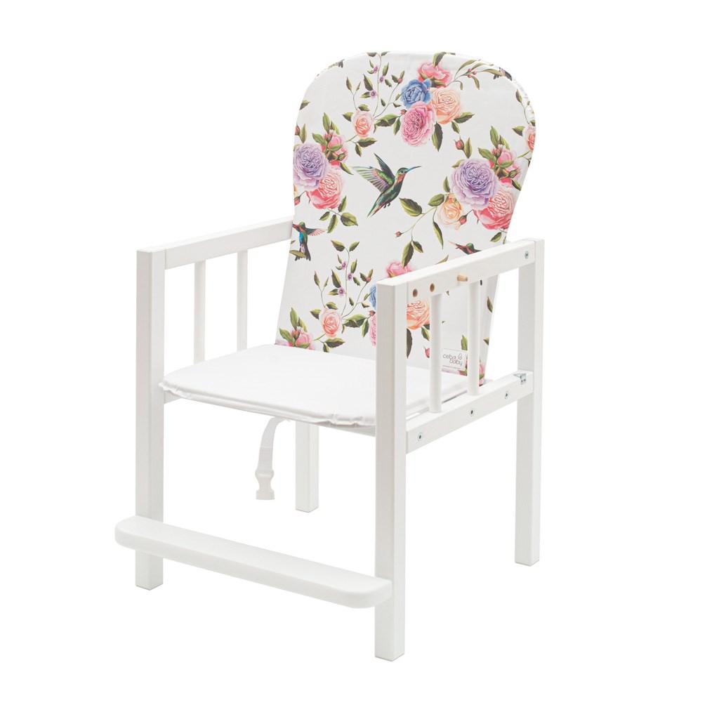 Borovicová židlička Drewex Antonín Flores