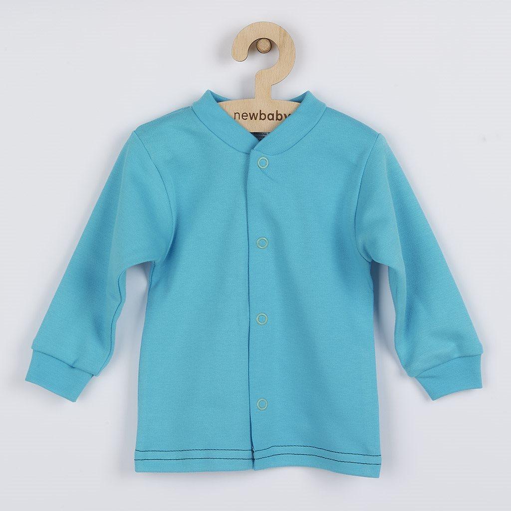 Kojenecká soupravička New Baby Mouse tyrkysová