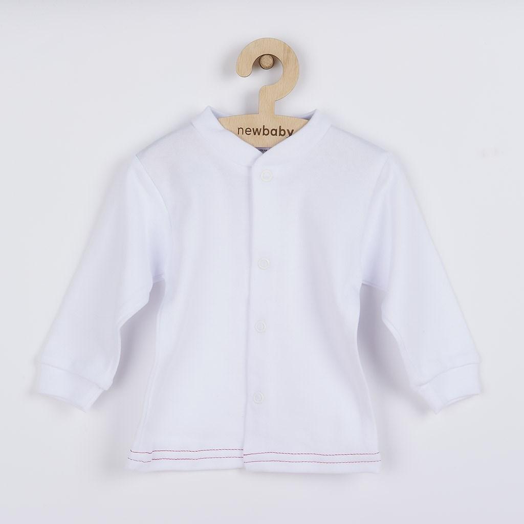 Kojenecká soupravička New Baby Mouse bílá
