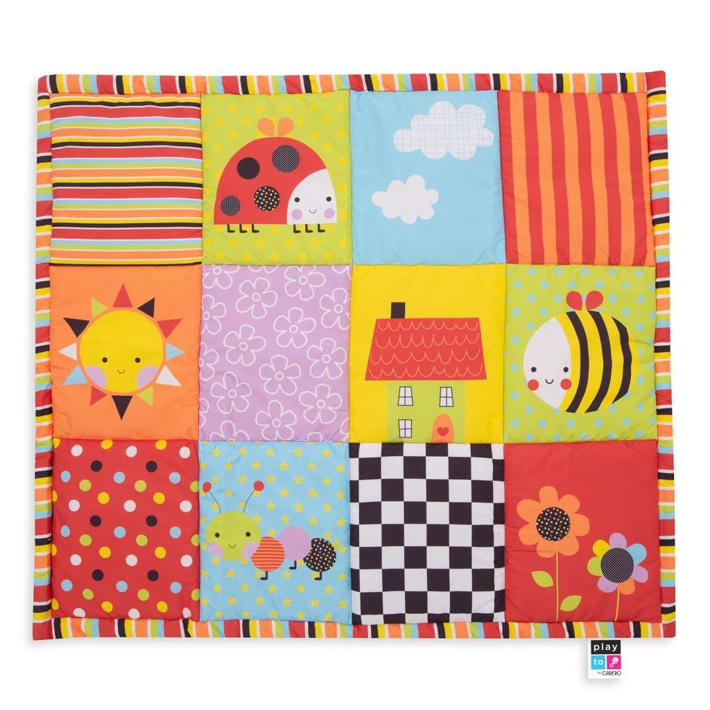 Hracia deka textilná