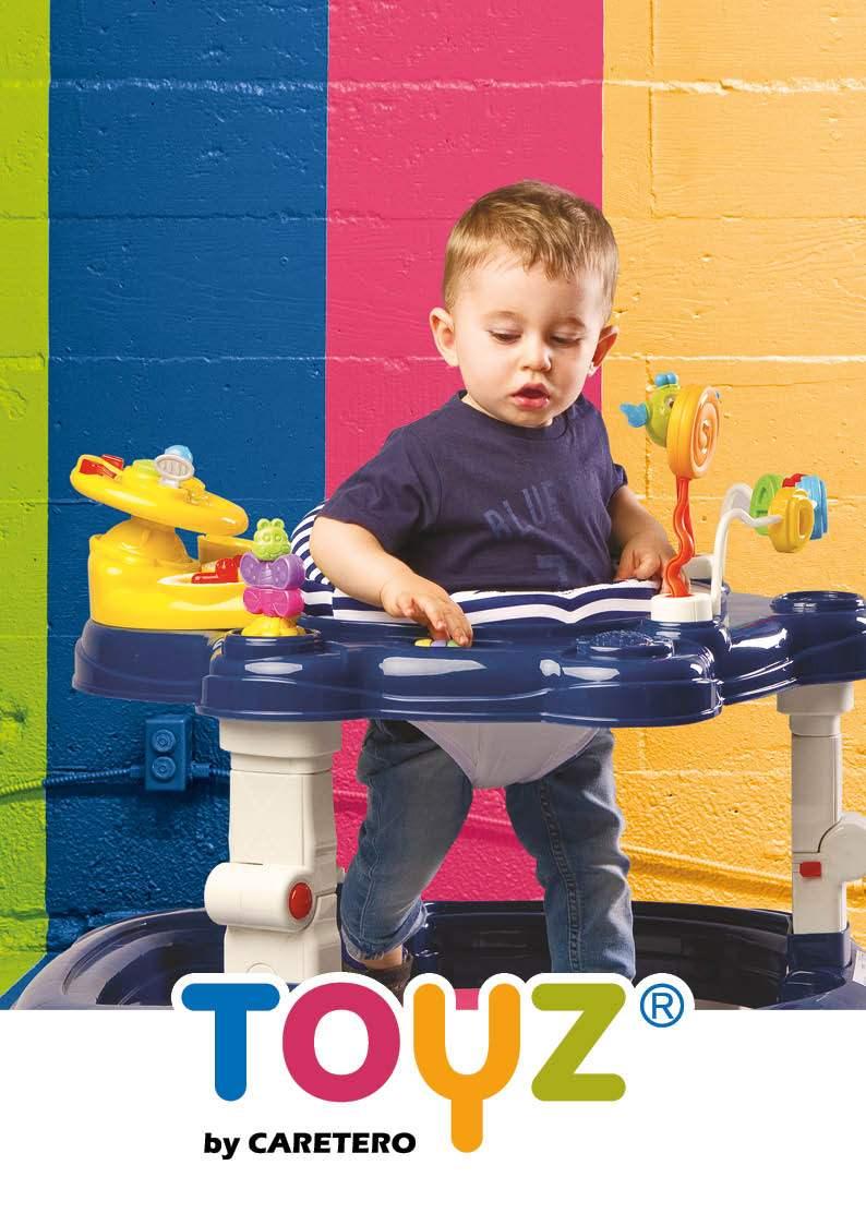 Propagační materiály Toyz - katalog 2020 balení 100 ks