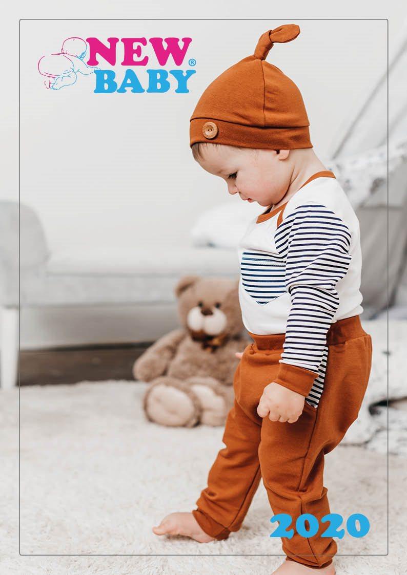 Propagační materiály New Baby – katalog 2020 balení 25 ks