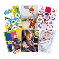 Propagační materiály Mix katalogů 2020 balení - 6x25 ks