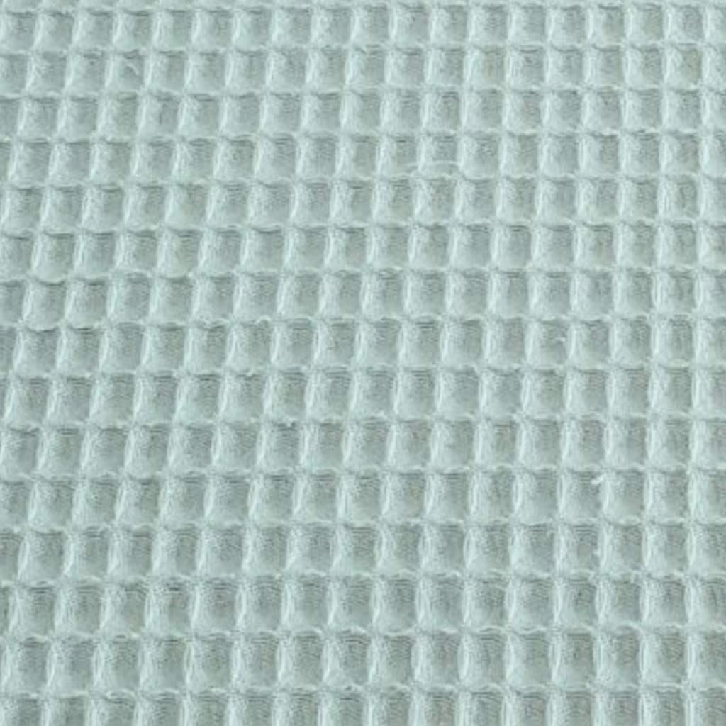 Dětská bavlněná deka vafle Womar 75x100 mátová