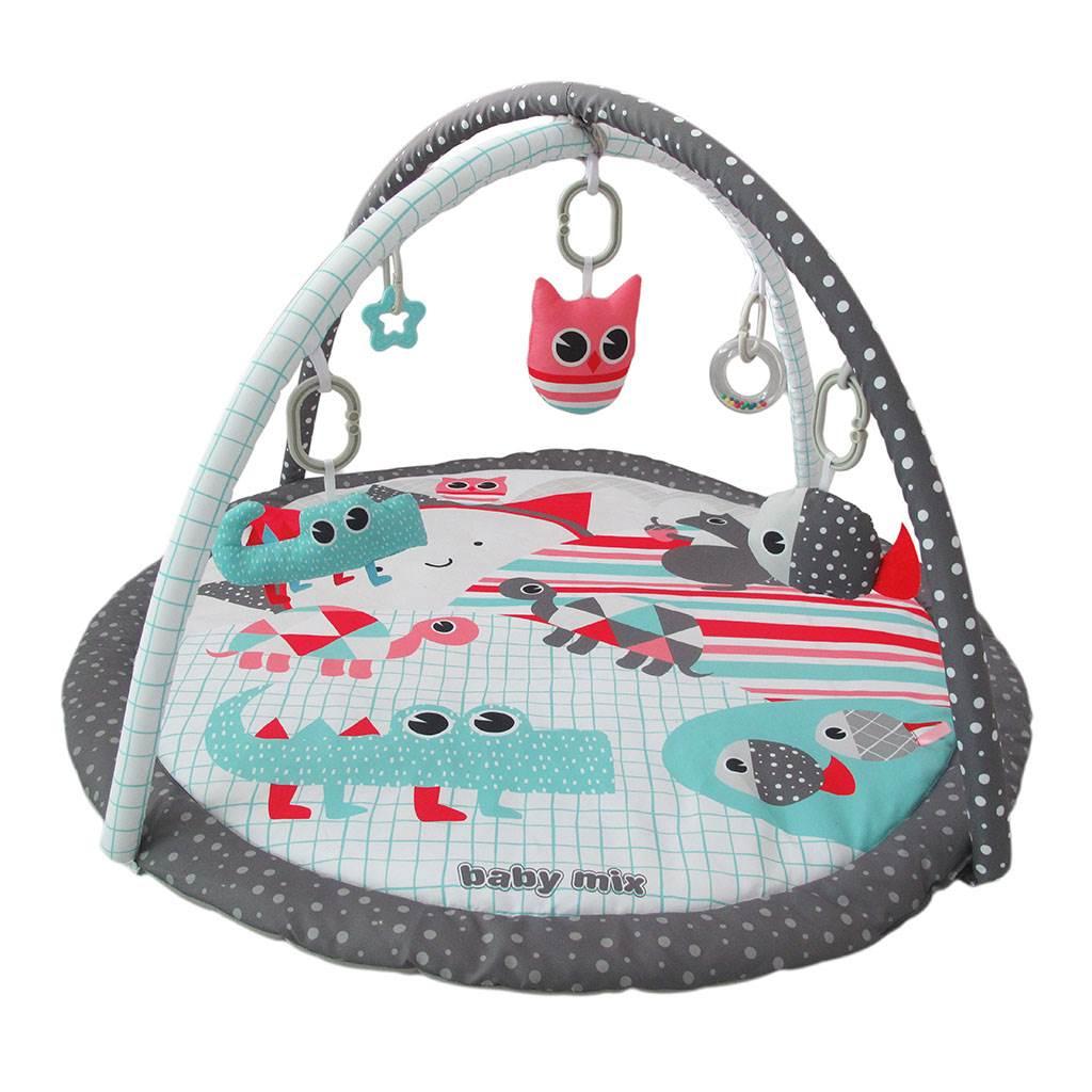 Hrací deka Baby Mix Pláž