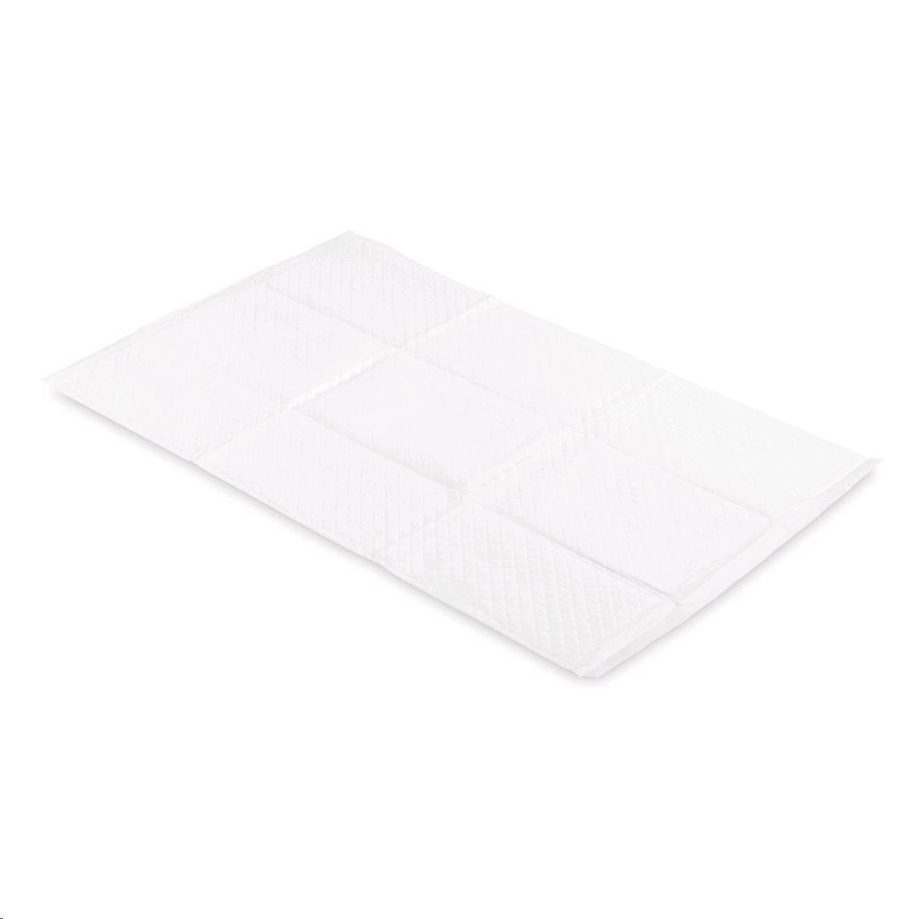 Jednorázová podložka Sensillo 60x90 - 10ks bílá