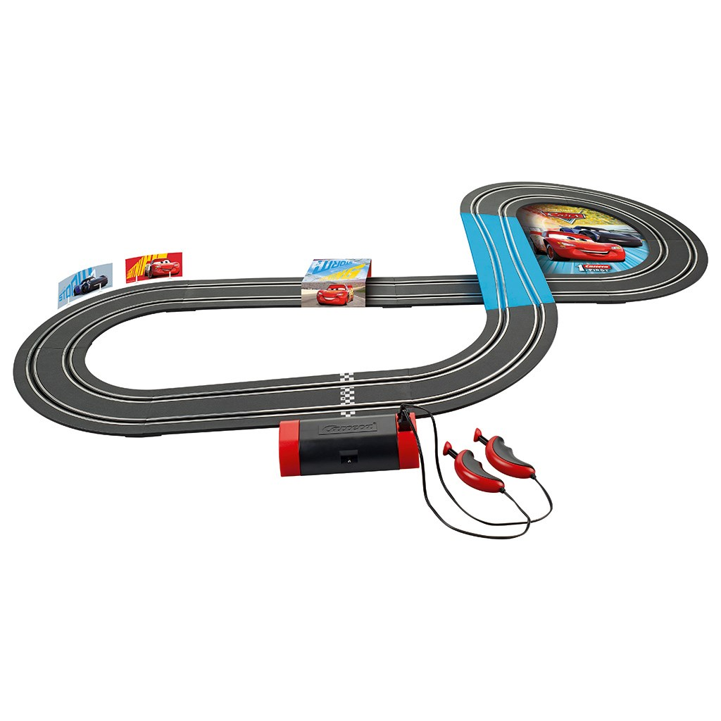 Autodráha Carrera FIRST Disney Cars Jackson Storm 2,9 m