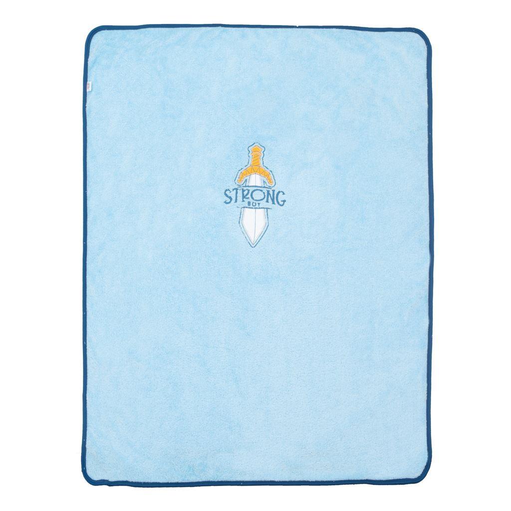 Dětská deka New Baby Knight 90x110 cm