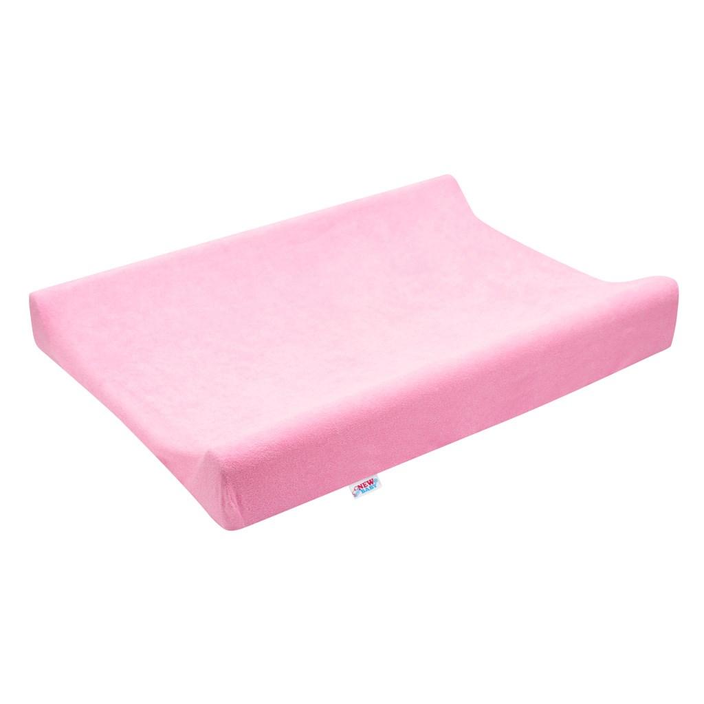 Návlek na přebalovací podložku New Baby 50x70 růžový