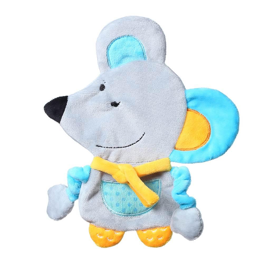 Plyšová hračka Baby Ono Flat Mouse Kirstin