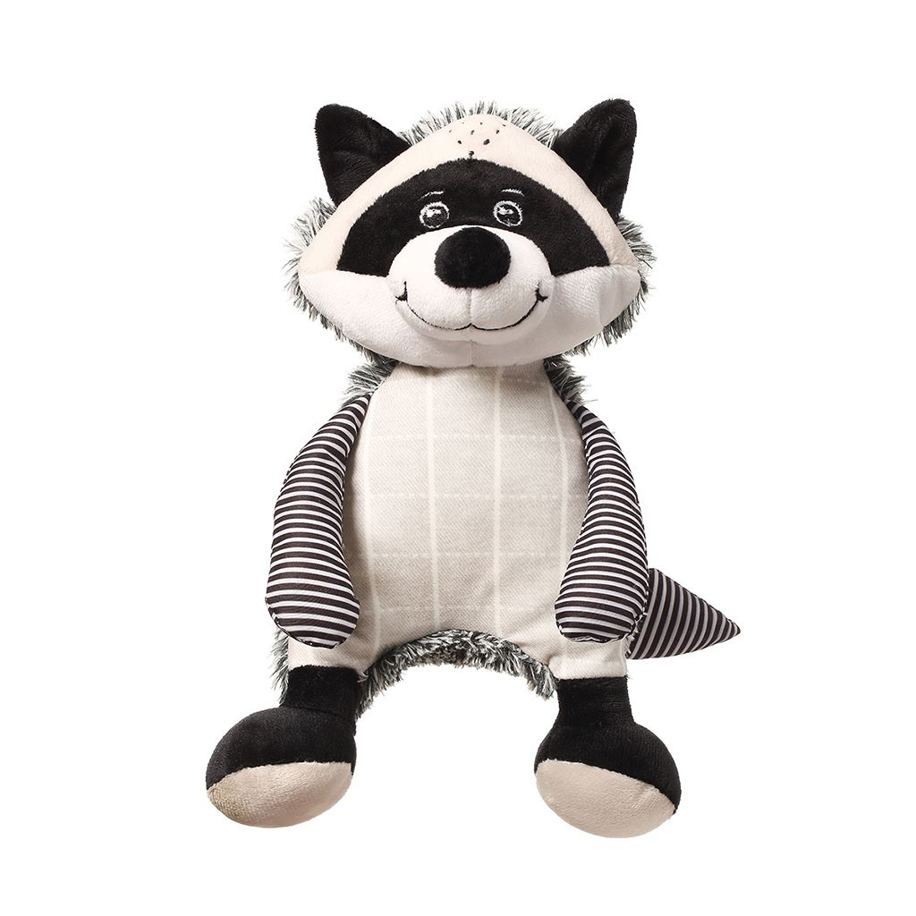 Plyšová hračka Baby Ono Racoon Rocky