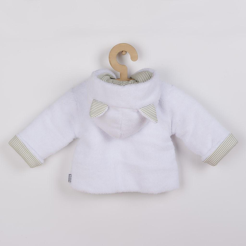 Luxusní dětský zimní kabátek s kapucí New Baby Snowy collection