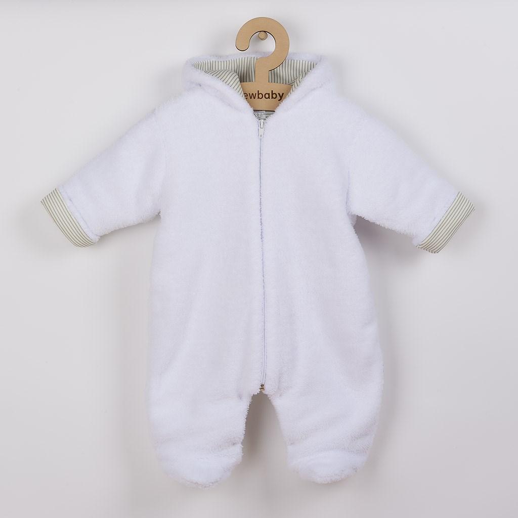 Luxusní dětský zimní overal New Baby Snowy collection, 56 (0-3m)