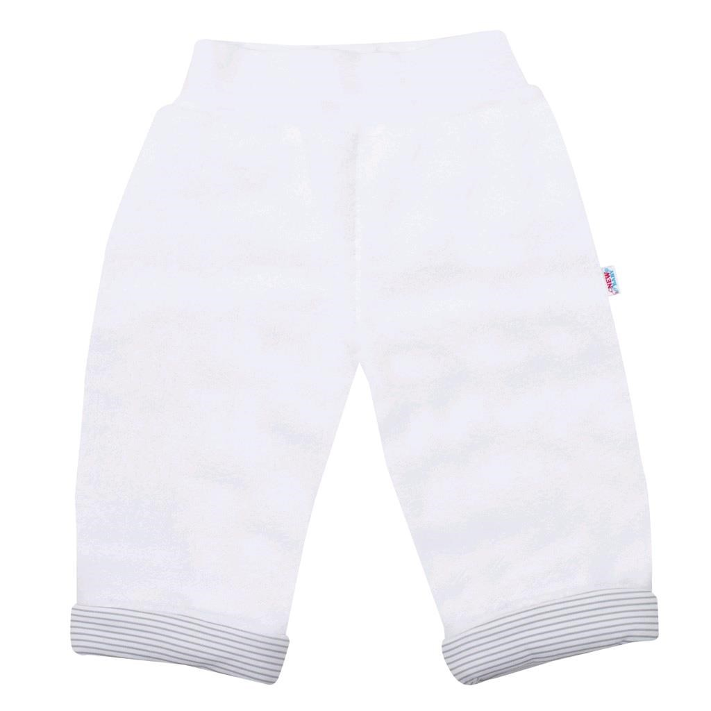 Luxusní dětské zimní tepláčky New Baby Snowy collection