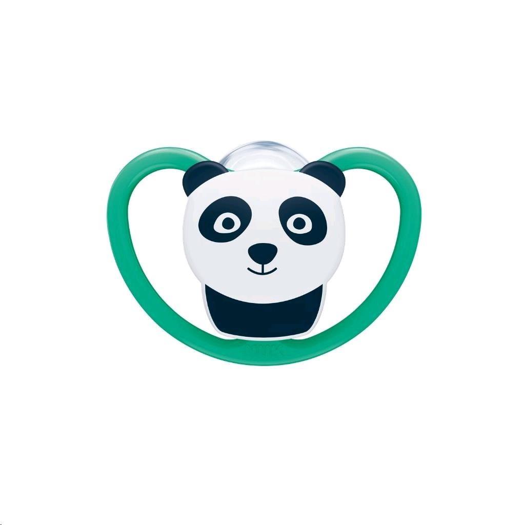 Šidítko Space NUk 6-18m panda, 6-18 m