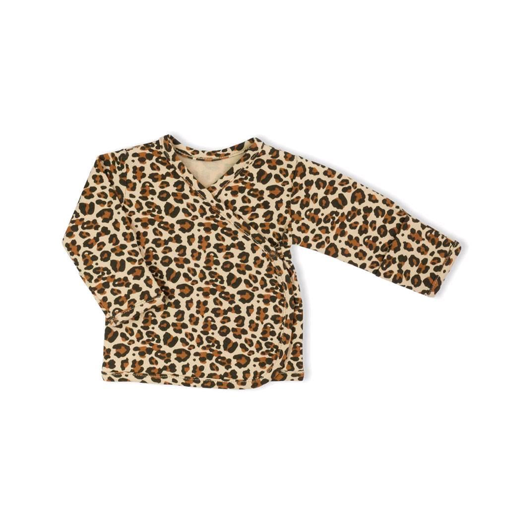 Kojenecká bavlněná košilka Nicol Mia, 68 (4-6m)