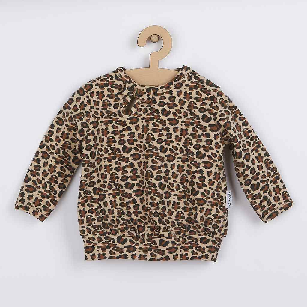 Kojenecké bavlněné tričko Nicol Mia vel. 92 (18-24m)