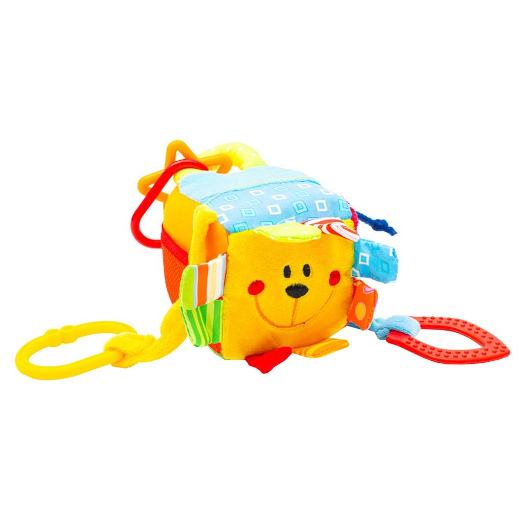 Interaktivní hračka Baby Mix kostka ZOO