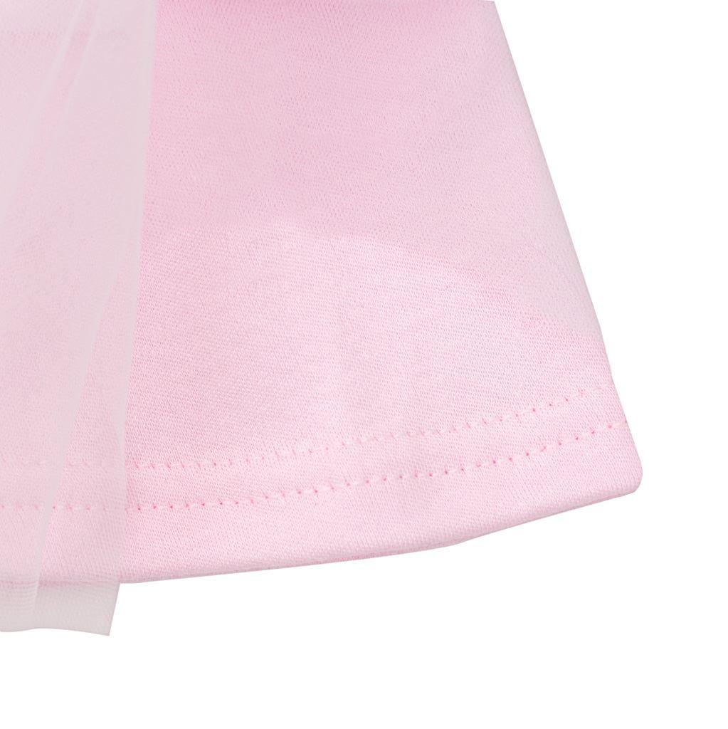 Kojenecká tylová suknička s bavlněnou spodničkou New Baby Little Princess, vel. 56 (0-3m)